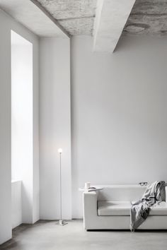 Snowball is a modern version of the classic Bauhaus lamp created by Norwegian design company Northern Lighting.
