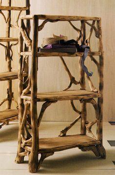 Twig Bookshelf