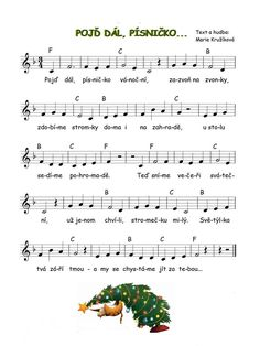Sheet Music, Notes, School, Advent, Piano, Musica, Crafts, Pianos