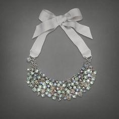 Womens Beautiful Shine Necklace | Womens Sparkle & Shine | Abercrombie.com
