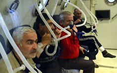 """Baroxhbo Hyperbaric manufacturing: """"Hiperbarik oksijen tedavisi"""" hayat kurtarıyor"""