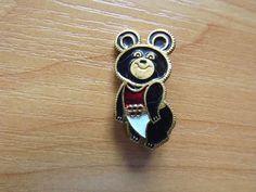 Medal USSR Olympics, Olympic Bear, Moscow 5 | eBay