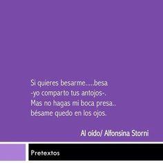 Pretextos Alfonsina Storni Literatura