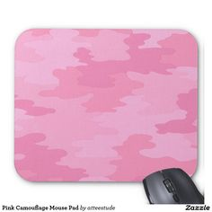 Pink Camouflage Mouse Pad http://www.zazzle.com/pink_camouflage_mouse_pad-144053136619974110?view=113689963131789739&rf=238271513374472230  #backtoschool  #schoolsupplies