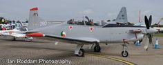 Pilatus PC-9M of The Irish Air Corps.