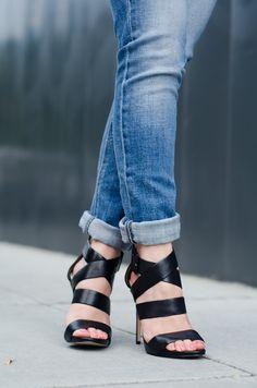 Aldo Alvara Heels @Aldo C C Shoes nothing fancy cute black shoe sandel