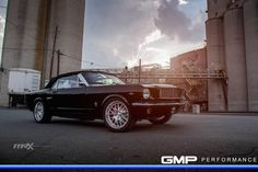 "Our friends at GMP Performance​ equipped the 427-powered ""Sixty6"" 1966 Ford Mustang convertible with this set of BFGoodrich Tires​ Rivals on 18-inch Forgeline GW3 wheels finished with Brushed centers, Polished outers, and optional Exposed Hardware! See more at: http://www.forgeline.com/customer_gallery_view.php?cvk=1452  Photos by MRXPhotography​. #Forgeline #GW3 #notjustanotherprettywheel #madeinUSA #Ford #Mustang"