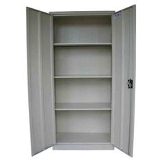 Metal Wardrobe Storage Cabinet