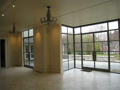 Crittall Extension, Steel Windows, Crittall Windows, Sweet Home, Brown, House, Furniture, Image, Home Decor