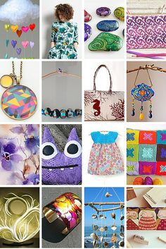 """My first Treasury on Etsy :)  """"Amazing colors for adorable items"""". If you like it or are featured here share the love :)   https://www.etsy.com/it/treasury/NzQ0NTM2OTh8MjcyODM3NjY1MA/amazing-colors-for-adorable-creations?index=0&ref=pr_treasury_more&atr_uid="""