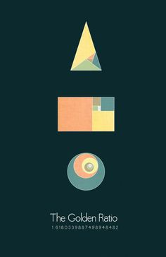 I chose to pay homage to the golden ratio through simple, iconic shapes. Geometry Art, Sacred Geometry, Sound Logo, Divine Proportion, Composition Art, Fibonacci Spiral, Math Art, Principles Of Design, Science And Nature