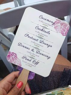 Wedding Party Agendas  My Love For Planning Weddings