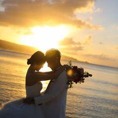 ビーチ前撮りで撮りたいウェディングフォトまとめ | marry[マリー]
