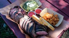 Texas barbecue has transformed in recent years to include much more than ribs, brisket and sausage.