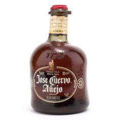 Jose Cuervo Añejo. Super rare tequila!