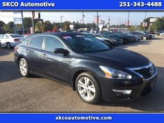 2015 Nissan Altima $15950 http://www.CARSINMOBILE.NET/inventory/view/9552808