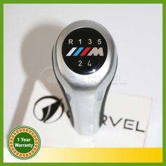 SODIAL 6 Speed Carbon Fiber Car Gear Shift Knob With M Logo For BMW 1 3 5 6 Series E30 E32 E34 E36 E38 E39 E46 E53 E60 E63 E83 E84