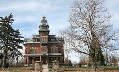 One Haunted Apartment and Two Haunted Houses in Kansas City #research #writing