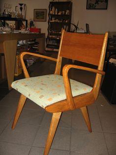 Gallery Kubista   Cubism catalogue - Original armchair from 1960
