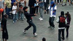 STREET BATTLE Les Twins VS. Bones The Machine+Pee Fly VS. Laura+Boubou  ...