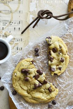 Single Serving Chocolate Chip Cookies Recipe - An Edible Mosaic™