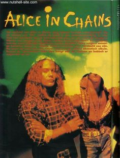 Mike Starr & Layne Staley