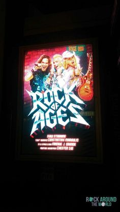 Das Musical Rock of Ages in New York