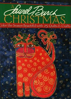 A Laurel Burch Christmas by Burch - Jimali McKinnon - Веб-альбомы Picasa