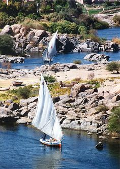 Aswan, gateway to Nubia and the south, is a wonderful place to relax during the European winter months