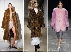 Fall 2017 Fashion Trends from London Fashion Week: Embellished Fur
