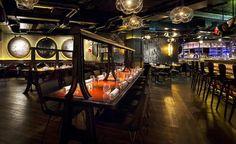 StreetXO, the new craziest restaurant in London (United Kingdom) - Lázaro Rosa-Violán - Interior Designer