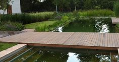 A natural swimming pool completely eliminates the need for chemicals and constant cleaning. We are installers of Natural Swimming Pools Natural Swimming Pools, Outdoor Furniture, Outdoor Decor, Garden Design, Landscapes, Water, Natural Pools, Paisajes, Gripe Water