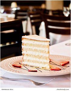 Peninsula Grill | Charleston's Iconic Desserts | Charlestonly.com