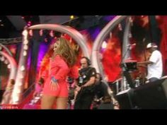 Beyonce - Baby Boy Live @ Party In The Park 2003