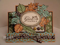 Give Thanks by AEstamps2 - Cards and Paper Crafts at Splitcoaststampers
