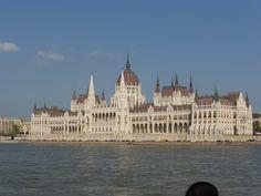 Het Parlement in Budapest