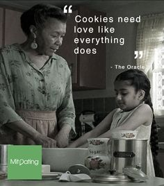 Cookies need love like everything does  - The Oracle www.mitdating.dk