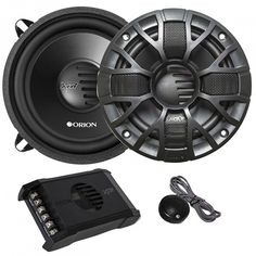 """Orion XTR 5.25"""" 2-Way Component System  Price: & FREE Shipping 3 Year Warranty on Android units!!! #caraudio"""