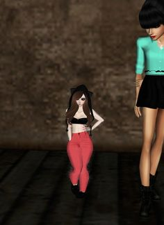 Captured Insidcce IMVU - Join the Fun!
