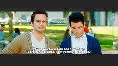 My favorite quote from New Girl