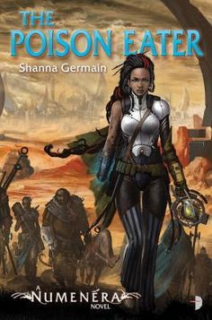 Shanna Germain, The Poison Eater
