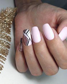 5,549 отметок «Нравится», 61 комментариев — (@tatyana_bugry) в Instagram Girls Nails, Pink Nails, My Nails, Gelish Nails, Pedicure Nails, Fabulous Nails, Gorgeous Nails, Nail Jewelry, Clean Nails