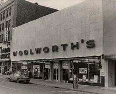 Woolworth's, Santa Rosa