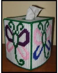 Dragonflies Tissue Box Cover