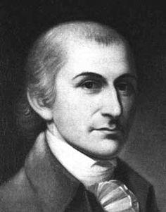 The American Revolution - (John Jay)