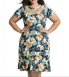 Simple Dress Casual, Simple Dresses, Big Dresses, Casual Dresses, Vestidos Plus Size, Bodycon Dress, Blazer, Pretty, Hiroshima