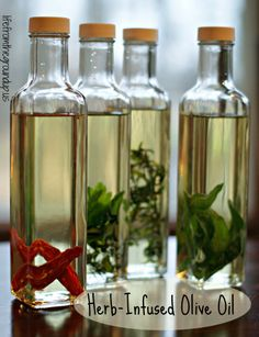 Herb-infused Oil