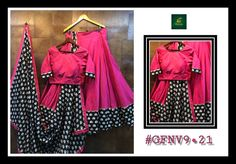 Lehenga:- Pure Cotton full flare chaniya semi stich mtr approx 💓Blouse:- Fully stiched with pads & fits upto bust size 38 inches 💓Dupatta:-*Pure mal cottan print Navratri Dress, Girls Dresses Sewing, Lengha Choli, Lehenga Online, Lehenga Collection, Half Saree, Blouse Designs, Trending Outfits, Printed