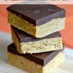 Easy Dessert Recipe: No-Bake Chocolate-Peanut Butter Bars