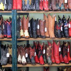 Vintage Boots!, Marburger 2013